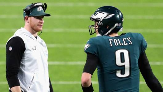18-09-09 Wentz and Foles